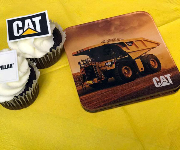 Special Event Catering for Caterpillar Headquarters